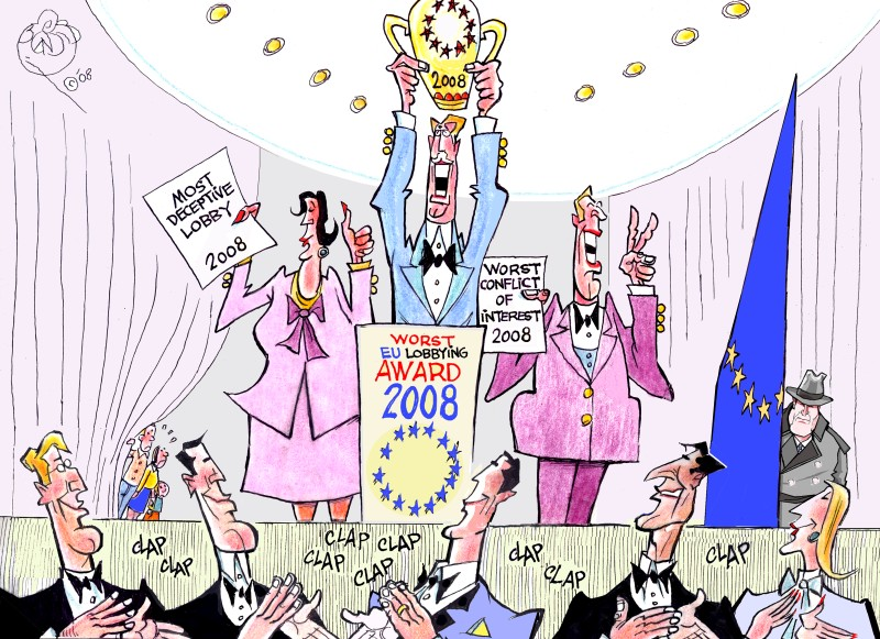les lobbies et l u2019europe