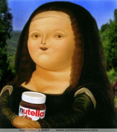 nutellajoconde2 Alimentation. Nutella ou la politique du Fatwashing
