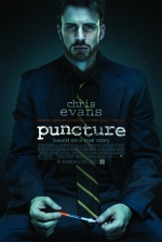 Puncture. A film shows the struggle of a nurse and his lawyer against the U.S. pharmaceutical industry