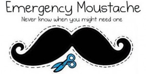 EmergencyMoustache 300x153 USA. Le lobby des moustachus ne veut pas raser gratis