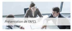 Nouveau bureau pour l'AFCL